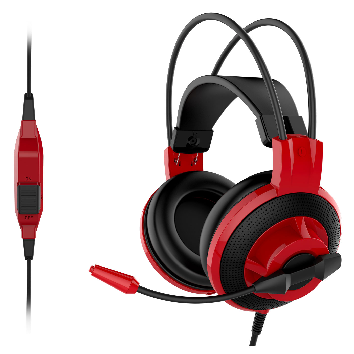 CASQUE MSI DS501 GAMING HEADSET