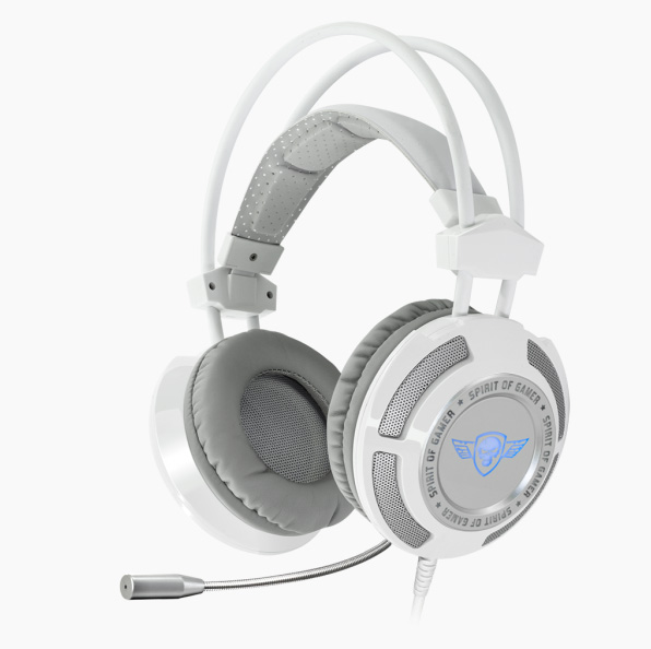 Casque ELITE-H70 WHITE Spirit Of Gamer
