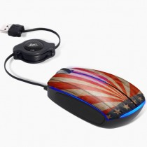 Souris Mini Wheel USA