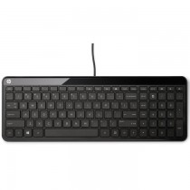 clavier filaire USB compact HP K3010